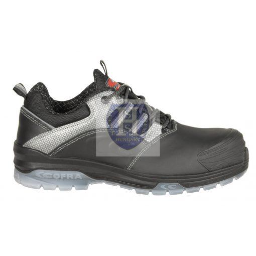 Cofra CARAVAGGIO Black S3 SRC védőcipő