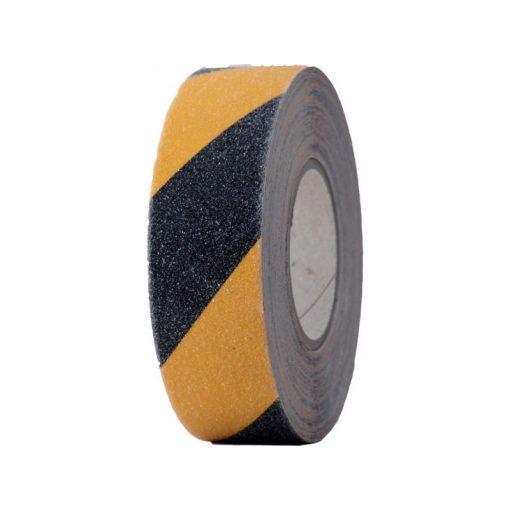 Cofra csúszásgátló padlójelölő szalag 50mm*18m