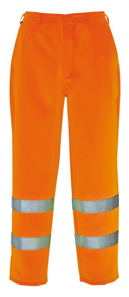 Hi-Vis Poly-cotton Trousers - SSH SHOP ebc5b04f7b