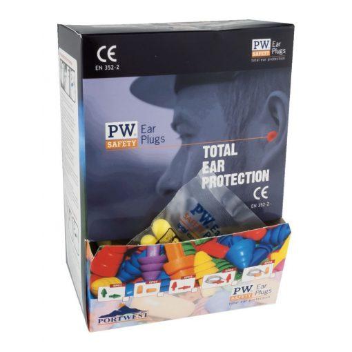 Portwest Füldugó adagoló utántöltő csomag (500)