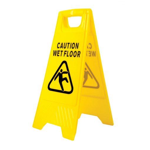 Portwest Csúszásveszély figyelmeztető tábla