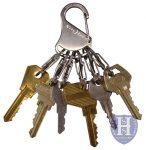 NiteIze Keyrack Locker kulcstartó