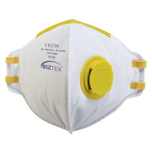 Portwest FFP1 szelepes Dolomit légzésvédő maszk (20 db)