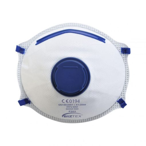Portwest FFP2 szelepes Dolomit légzésvédő maszk (10 db)