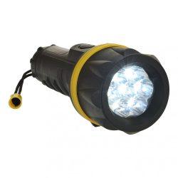 Portwest 7 LED gumi zseblámpa