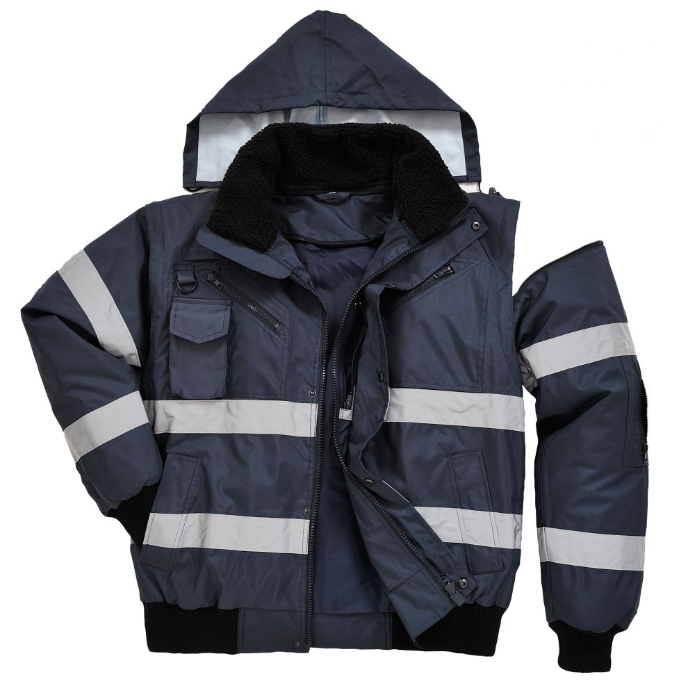 a1a95ced60 Iona 3 in 1 Bomber Jacket - SSH SHOP