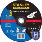 Stanley Fatmax fémvágó tárcsa 230×1,8×22mm (STA32687)