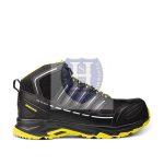 Toe Guard Jumper S3 magasszárú védőcipő